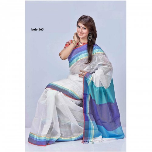 Tossor Silk saree bois-163