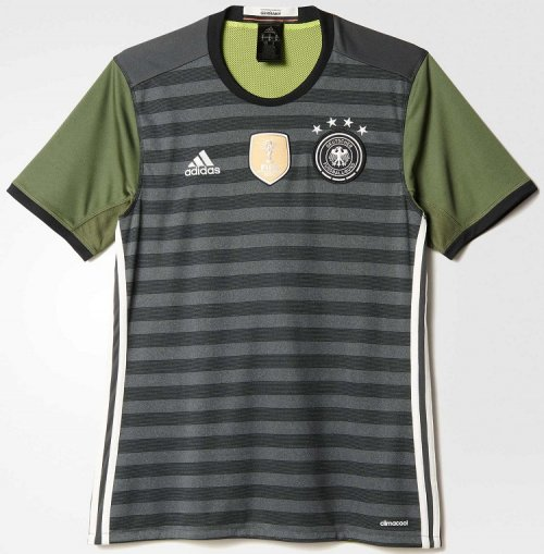 Germany Away Jersey Euro 2016