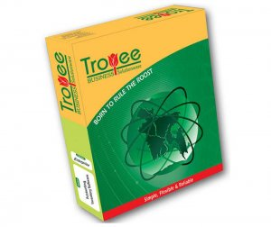 Troyee Accounting Inventory Software for Single User