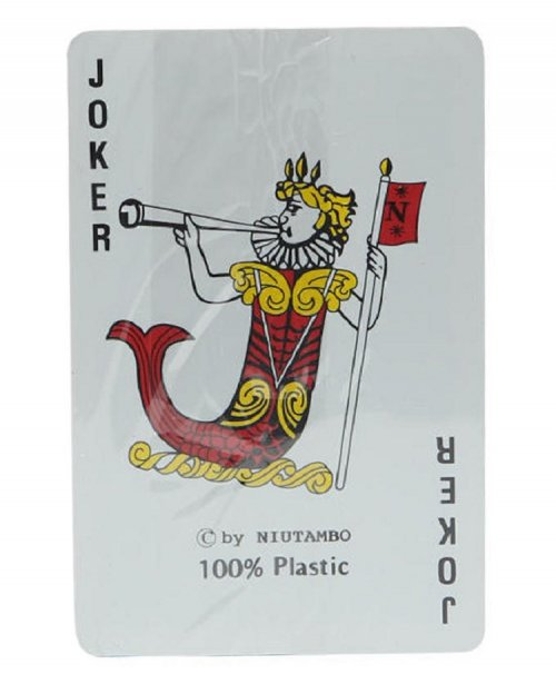 Royal Washabale Playing card Red