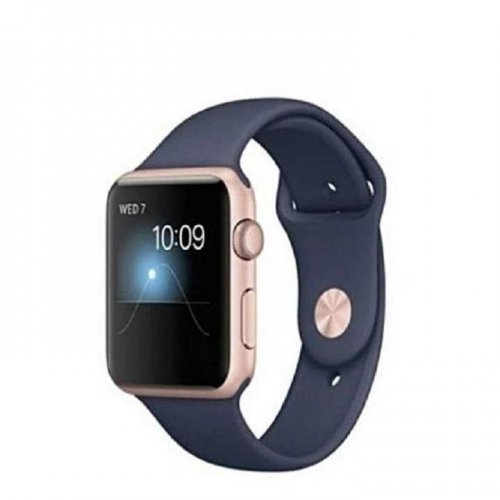 """Q9B Sim Supported Smart Watch - Black """