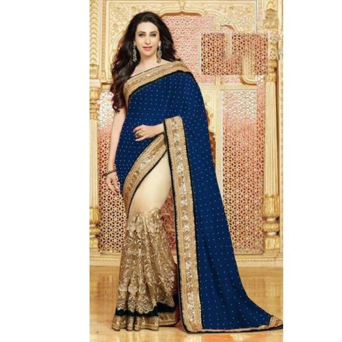 Weight Less Georgette saree Hp-32_1