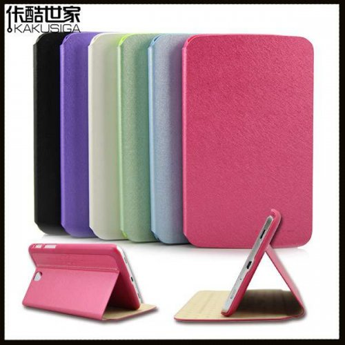 Kaku Leather Flip Stand Case Galaxy Tab 3