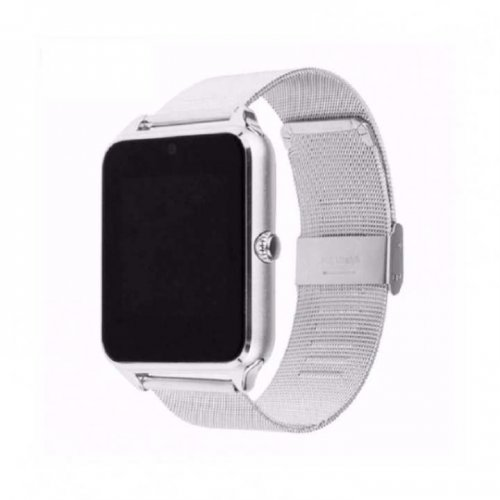Z60 Smartwatch For IOS Android Phone - Silver