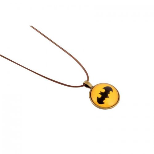 Batman Locket with Chain