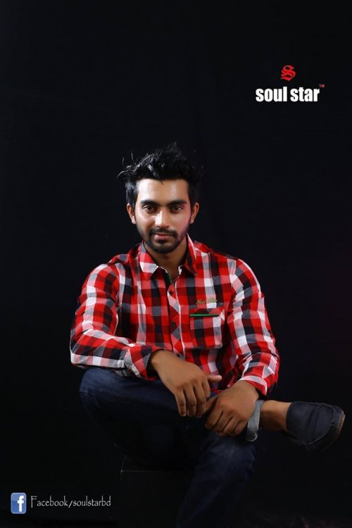 Soul Star Fashionable Shirt SRBH