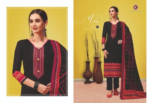 Kala Fashion Punjab Express Presents 3 Pcs