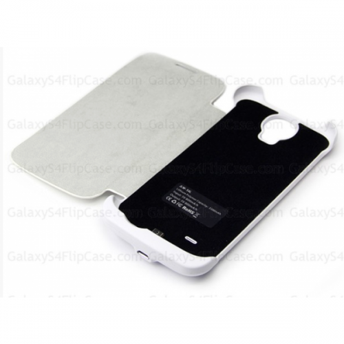 02. Galaxy S4 Power Bank with Flip Cover-3200mAh