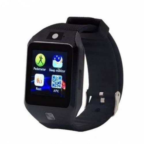 K20 Android 3G Smart Mobile Watch - Black