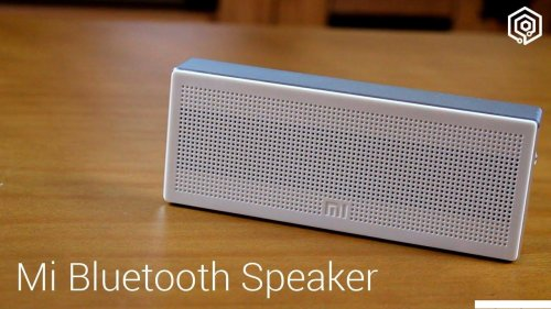 MI ORIGINAL BLUETOOTH SPEAKER