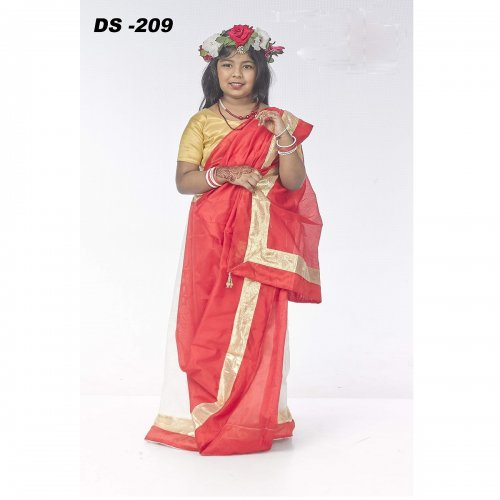 Indian IS Katan Butics saree DS-209B