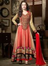 Embroidered salwar kameez  S-575