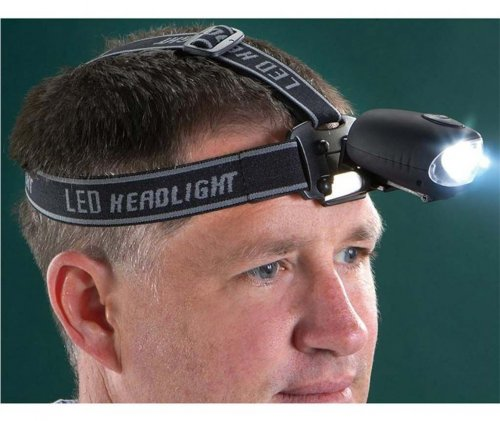 cycling head lamp