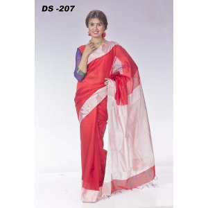 Tosor Silk saree DS-207