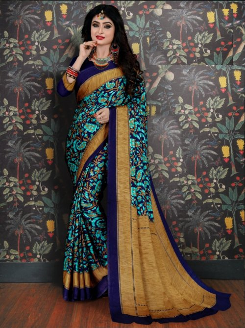 Soft Silk saree se-711