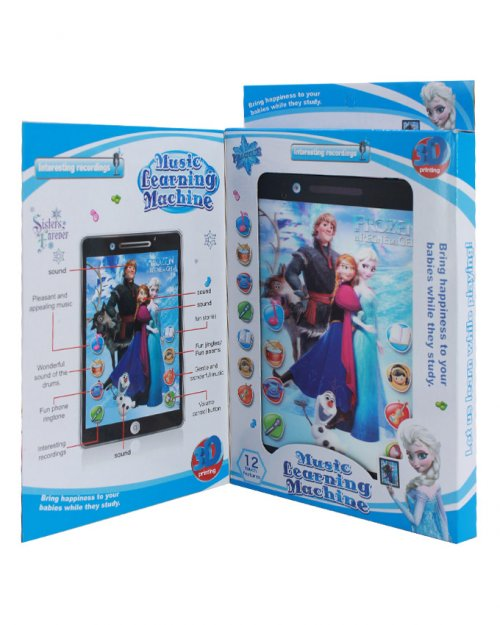 FROZEN INTERACTIVE LEARNING TABLET For KIDS