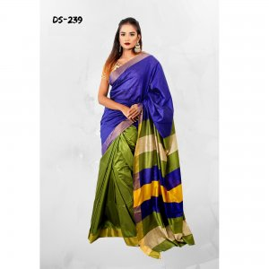 Soft Silk saree bois-239