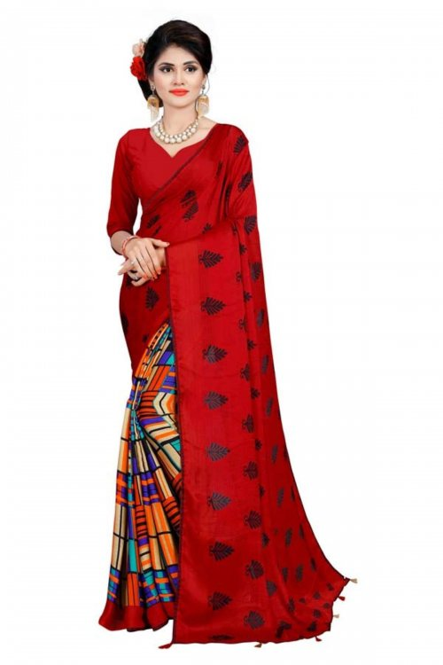 Indian silk saree se-161