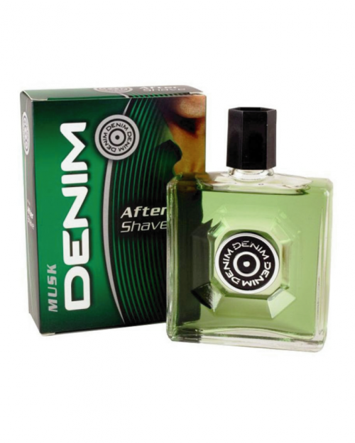 Denim Musk After Shave (Green) - 100ml RCN- 043
