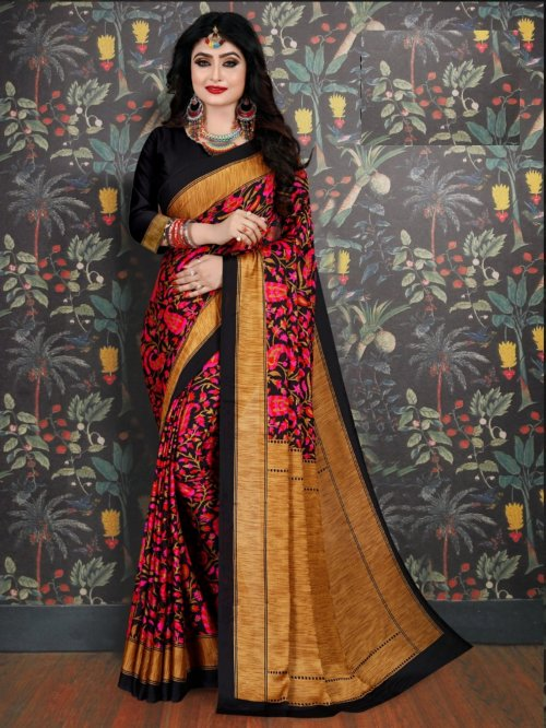 Soft Silk saree se-709