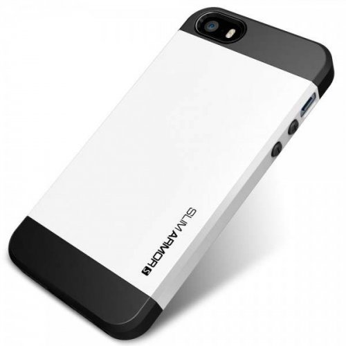 02. Spigen Slim Armor Case iPhone 5
