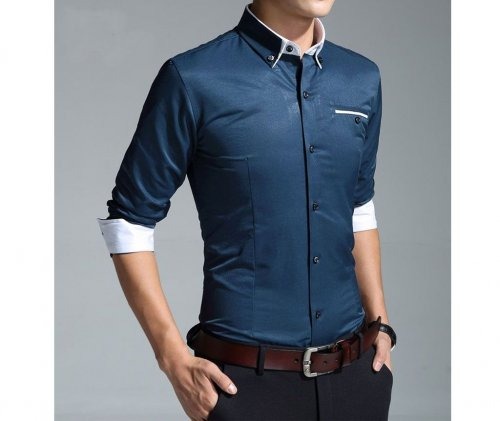 Full sleeve jents casual shirt 31