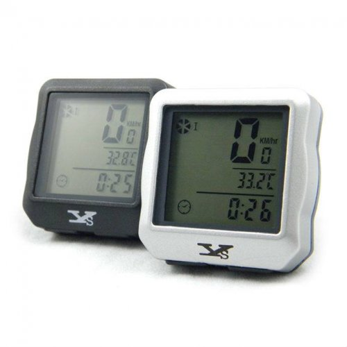 Wireless Bicycle Speedometer Cyclocomputer Speeder Sports Bike Cycling Odometer Stopwatch