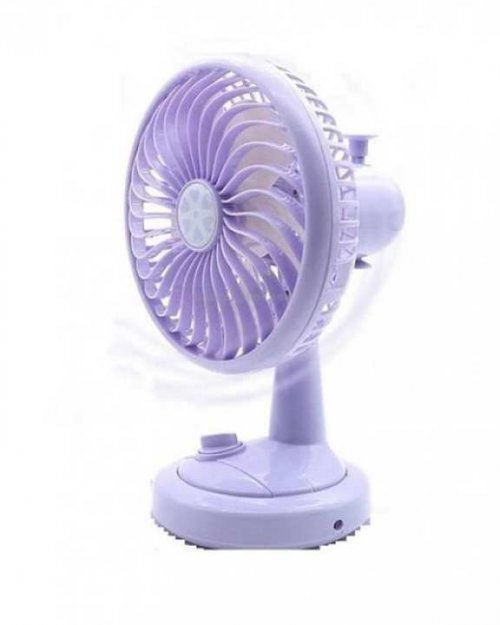 Mini USB Rechargeable Table Fan