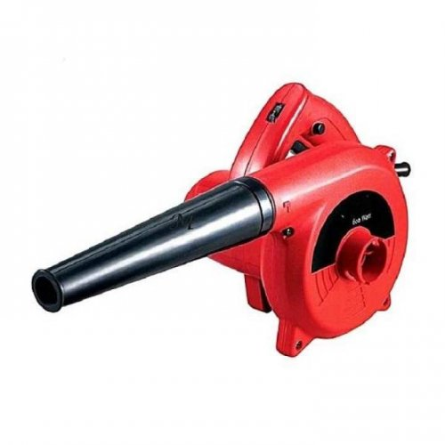"""Portable Hand Air Blower - Red """