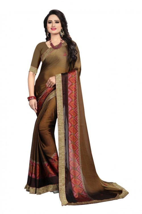 Indian Soft Silk Saree se-190
