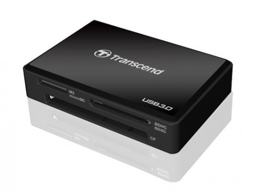 Transcend Card Reader F8K USB 3.0