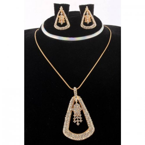 Angel Sign Ladies Jewelry Set