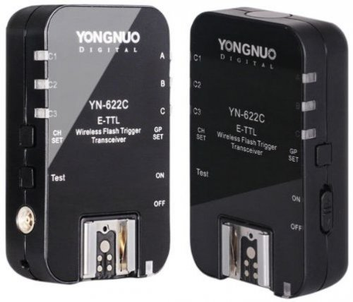 Yongnuo YN-622N Wireless ETTL Flash Trigger Receiver Transmitter Transceiver for Nikon