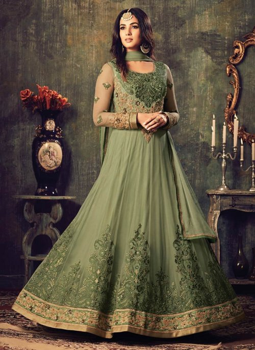 Maisha Azara anarkali suits