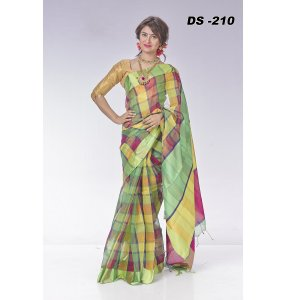 Pehli Silk saree