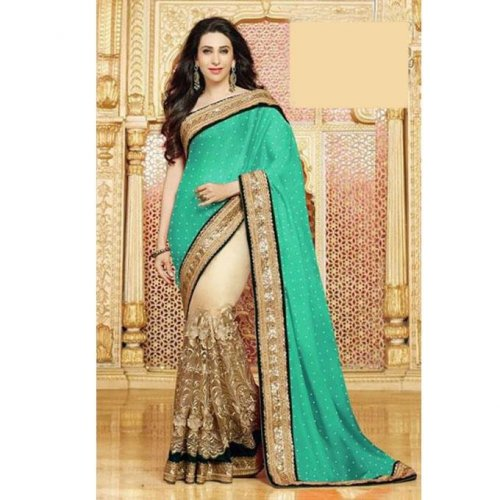 Weight Less Georgette saree Hp-32