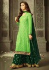 Georgette Party Wear Palazzo Suit Maisha 47001G