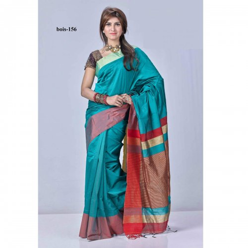 Tossor Silk saree bois-156