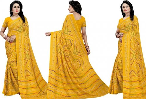 chundi silk saree n-089