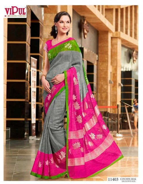 vipul eid collection saree vpl 11403