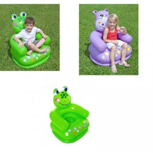 Intex Inflatable Animal Air Chair with Electric Pamper 1pc