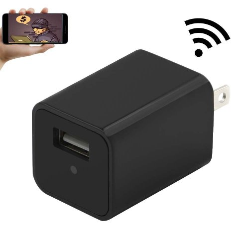 Wifi Mobile Charger Camera