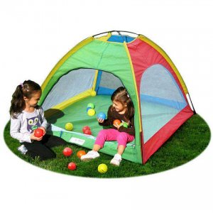 Fm Tent Play House & Pit Ball Set for Kids