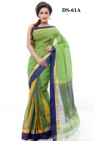 Boishakhi tat cotton Saree Bois-61 A
