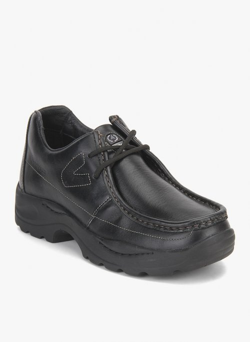 Woodland Casual Shoes BLACK 2