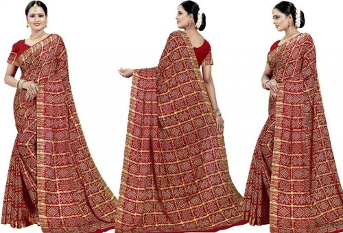 chundi silk saree n-045