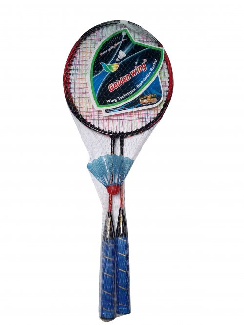 Golden Wing kids twin badminton racket