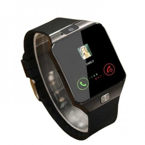 Smart Watch DZ-09 Single SIM Supported and Bluetooth Pair Mate Mobile Watch ""