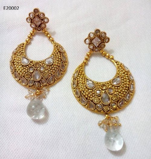 Gold Plated jewelry ornaments Earrings E-20002