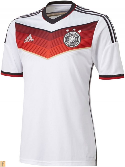 Germany World Cup Home Jersey Normal Quality